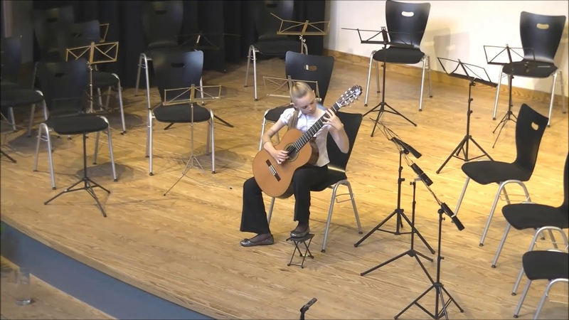 "RGW2018 Olga Zdanovskaya Nikita Ksohkin Melody Aus der Suite ""Elves"""