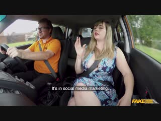 Fakedrivingschool - madison stuart - one more fuck for one more lesson [new porn 2018,чешское порно,минет,hd]