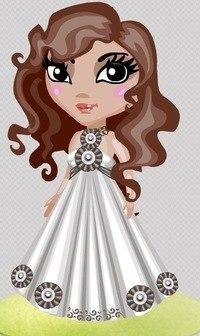 Свадебные платье в аватарии