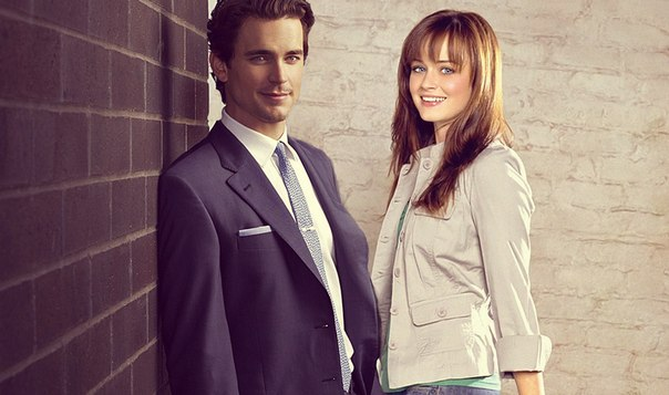 alexis bledel and matt bomer