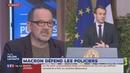 Gilets Jaunes:Un journaliste dénonce le mensonge de Macron «Aucun mort dû à la police» (28/01/19)