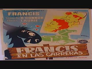 Comedia.-la mula francis en las carreras.-(1951).español