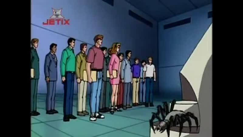 Человек паук 1994 года Сезон 2 Серия 1 Коварная Шестёрка