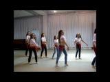 Восточный танец под современные ритмы
