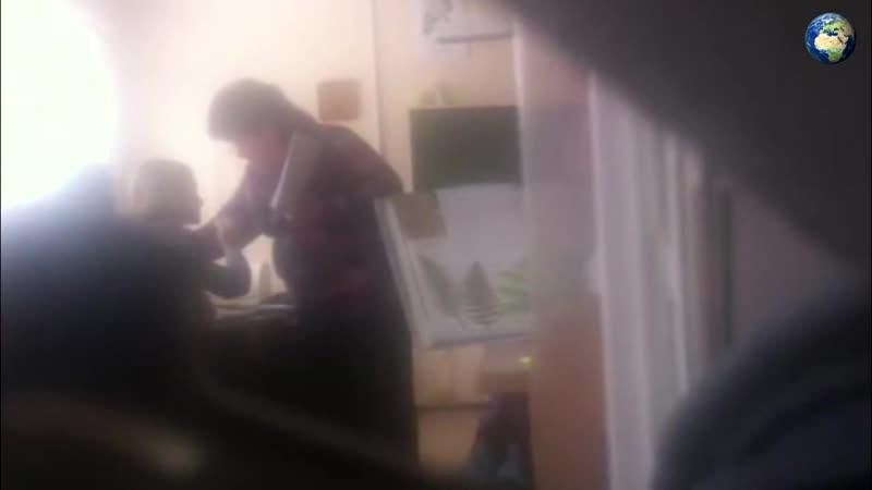 Учительница ударившая школьницу на уроке в Тольятти объяснила свой поступок