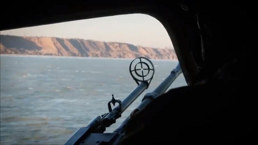 В Крыму рассказали о продолжающейся провокации Украины в Азовском море