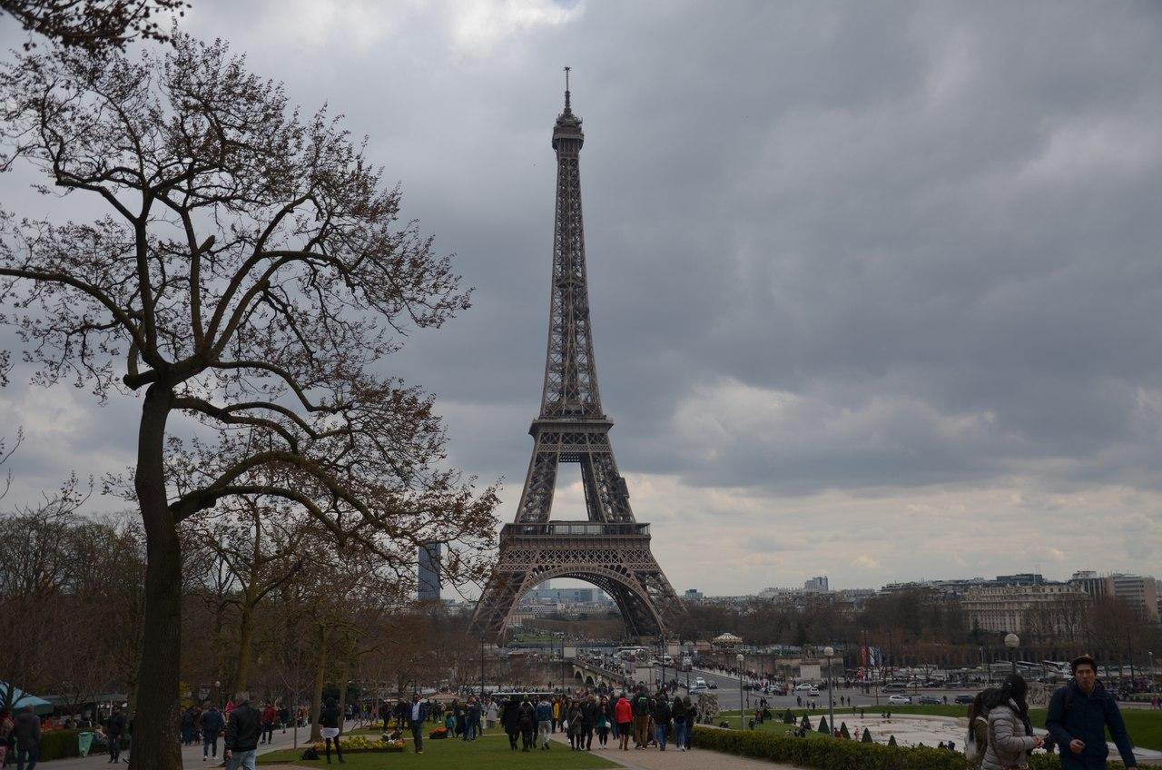 zxGrxmU08iI Париж достопримечательности за один день