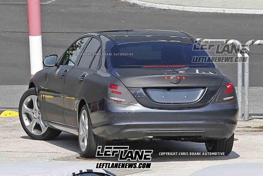 Mercedes C 2015