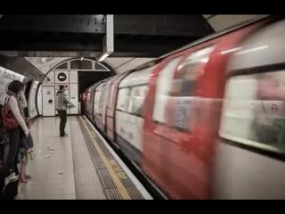 Как вы думаете в какую сторону движется поезд?