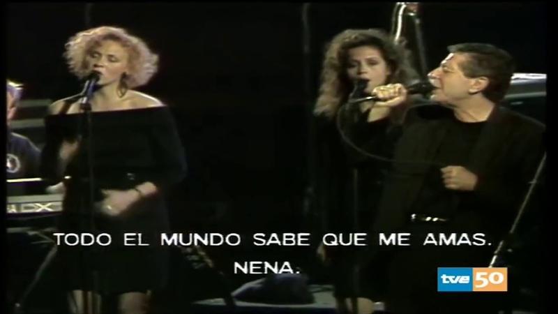 Leonard Cohen-Everybody Knows (Sub. en español)