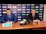 Андрей Назаров  и  Герман Титов - о прошедшем матче в Новокузнецке.