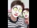 [VIDEO] 181015 S News-Ade KKT Chatroom