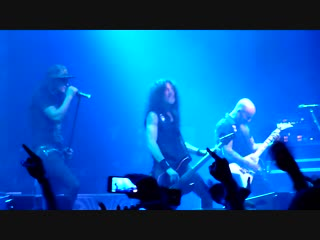 Anthrax - Indians (intro & outro from