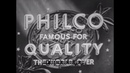 PHILCO BRAND REFRIGERATOR PROMOTIONAL FILM QUALITY THE WORLD OVER 1950s APPLIANCES 65374