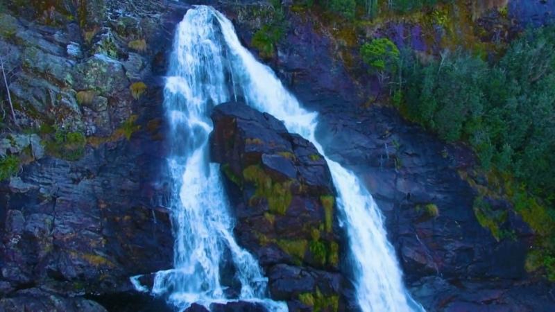 Gabry Fotonovela Club Mix Drone Footage Mount Victoria Forest Reserve Tasmania AUSTRALIA