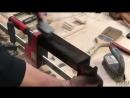 Техника обработки древесины огнём
