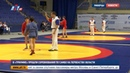 В «Триумфе» прошли соревнования по самбо на Первенство области