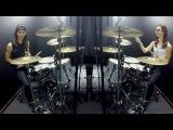 2 Drum Parts, 1 Drummer Everybody - Backstreet Boys - Dual Drum Cover
