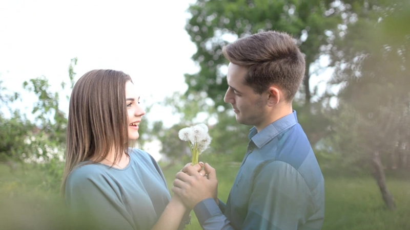 Love Story ❤ Данил и Кристина.