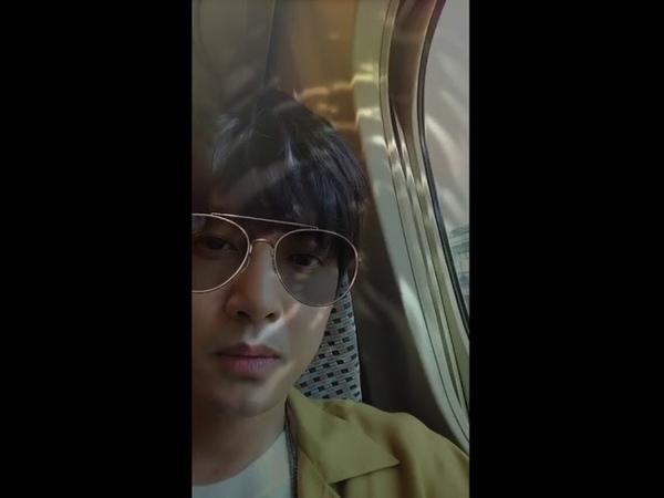 181021 김현중 (더블에스오공일) IG LIVE 2