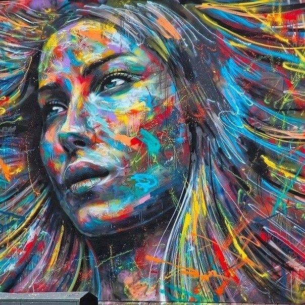 Граффити от David Walker