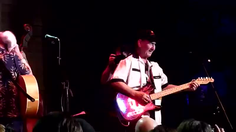 Dale Hawkins And James Burton-Susie Q-Who Do You Love-Live At The New Orleans House Of Blues