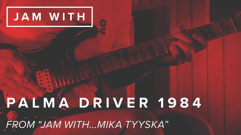 Mika Tyyska's Palma Driver 1984
