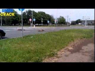 Новости 29 05 2014 Донецк трупы на дороге и обочине рядом с аэропортом