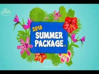 [RUS SUB] BTS 2018 Summer Package in Saipan