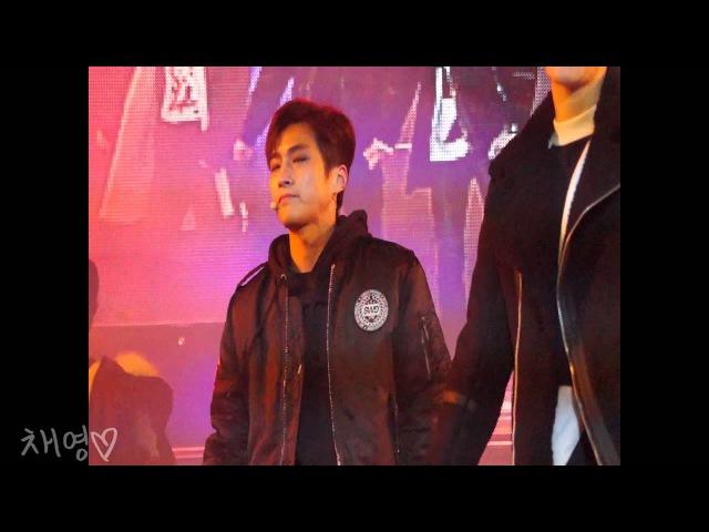 FANCAM | 150124 | SPEED - It's Over (Jongkook focus) | Oak Valley Winter Festival