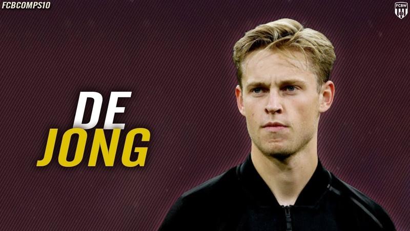 Frenkie de Jong • Welcome to Barcelona • Dribbling, Skills, Pass, Defense, Assists, Goals | HD