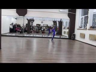 DNK/Отчетник2016/Цвиркунова Валерия - На грани   Choreography by K.Sosnovskaya