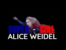 Supergirl Alice Weidel