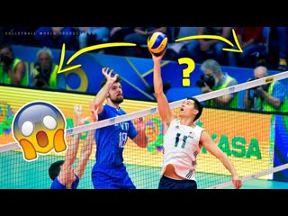 Top 30 Unexpected One Hand Sets in Volleyball