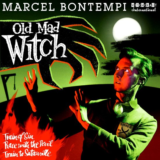 Old Mad Witch