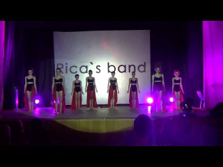 Rica's band (ФЭ БГУ 2013 Live)