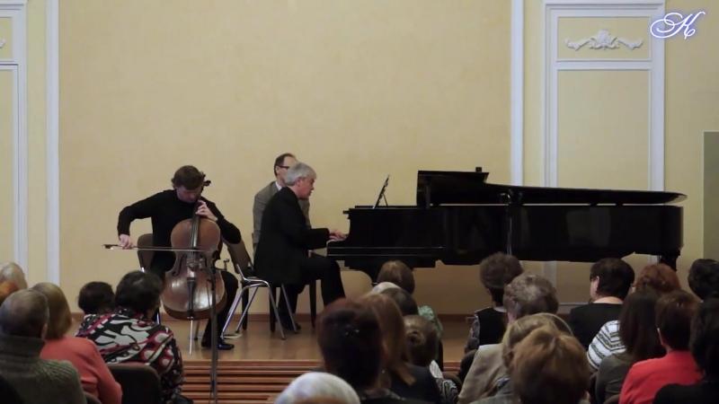 Рустам Комачков, Алексей Гориболь - В.Моцарт - Соната ми минор KV 304