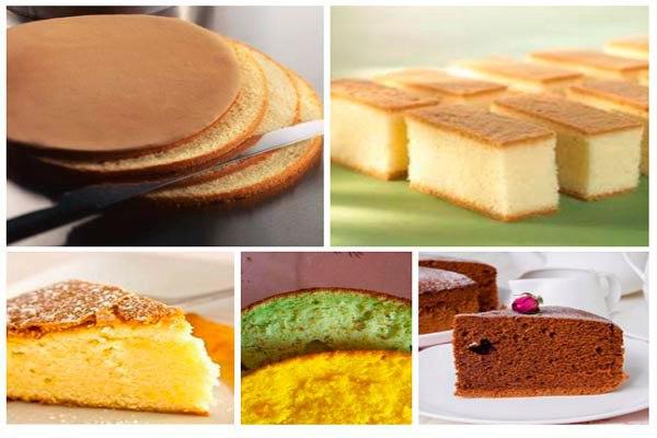 Как сделать бисквит пышным для торта