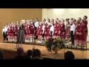 Хор Ливадия Отчетный концерт 08 04 2018