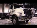 2018 Freightliner 114SD Conventional Chassis Truck Exterior Interior Walkaround 2018 Truckworld