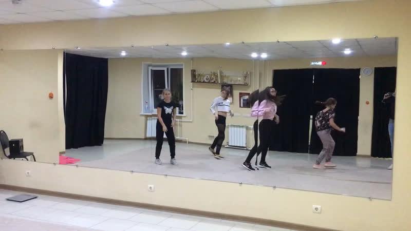 Choreo Nastya. Dance Studio Otrazhenie