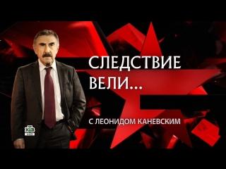 Следствие вели... с Леонидом Каневским Выпуск 403 По тонкому льду (15.04.2018)