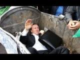 Киев сегодня: Очередной депутат - Журавский, в мусорном баке! Украина новости сегодня