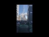 Екатеринбург. Взрыв телебашни. 24 марта 2018