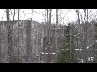 Объект ПРИКРЫТИЕ - Заброшенный подземный 3-х этажный бункер СССР. Вороновский бункер. Часть 1
