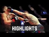Anthony Pettis vs. Rafael dos Anjos ● Fight Highlights ● HD
