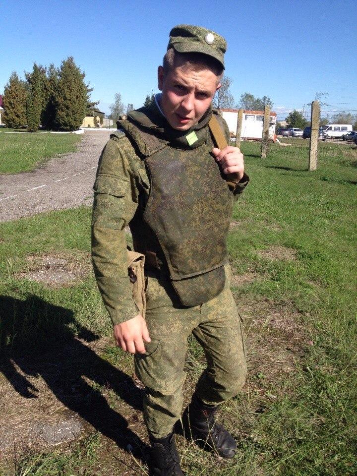 Паша Абрамов, Карабаново - фото №2