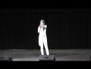 Выступление на конкурсе Феерия белых ночей Гет фанке
