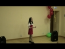 Конкурс Дети читают стихи. Сыздыкова Алина, 10 лет