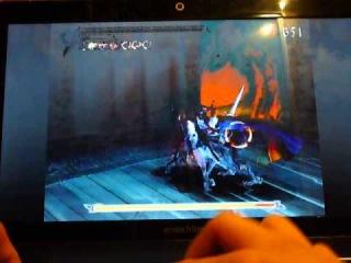 LetsPlay игры Devil May Cry 3  миссия 13(Босс)